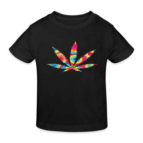 wiet spacy - Kinderen Bio-T-shirt