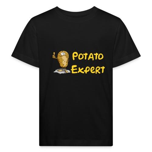 SMT potato expert - Maglietta ecologica per bambini