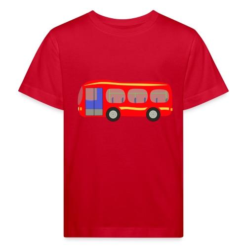bus - Kids' Organic T-Shirt