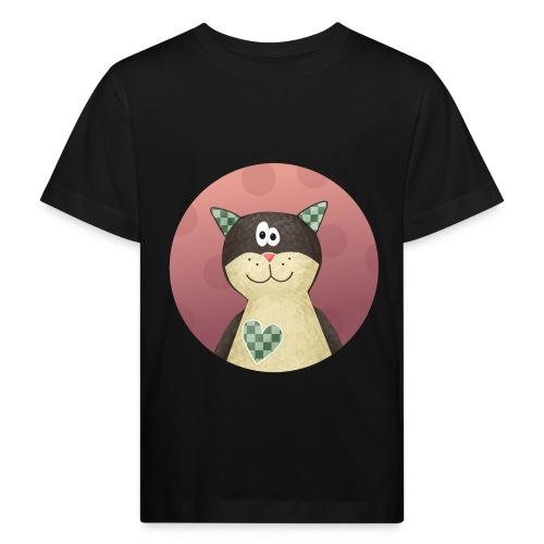 Manfred Miez - Hintergrund - Kinder Bio-T-Shirt