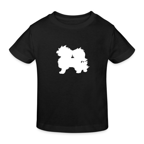 All white Arcanine Merch - T-shirt bio Enfant