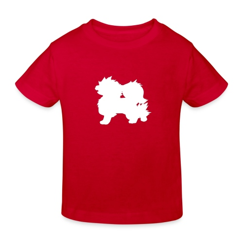 All white Arcanine Merch - T-shirt bio Enfant