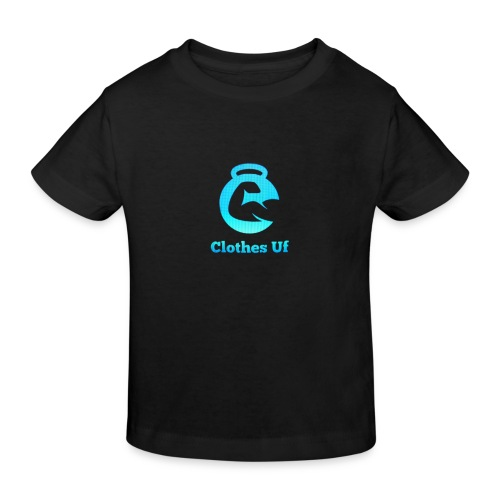 Clothes Uf - Ekologisk T-shirt barn