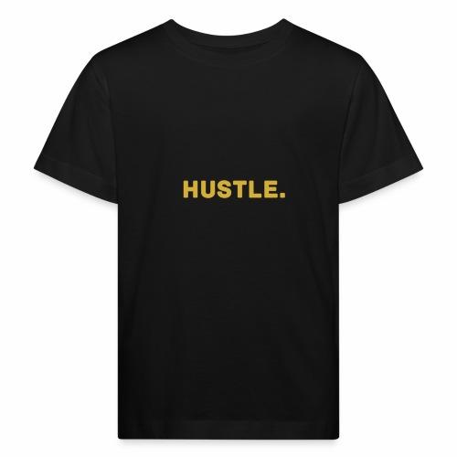 Millionaire.XHustle. GOLD EDITION - Kids' Organic T-Shirt