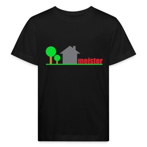 Hausmeister - Kinder Bio-T-Shirt