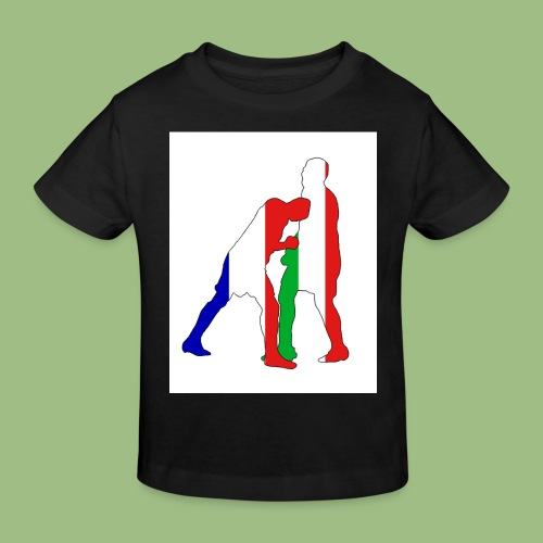 Zidane and Materazzi - Ekologisk T-shirt barn