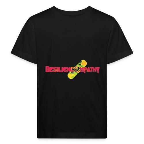 Resilincempathy reggae - Maglietta ecologica per bambini