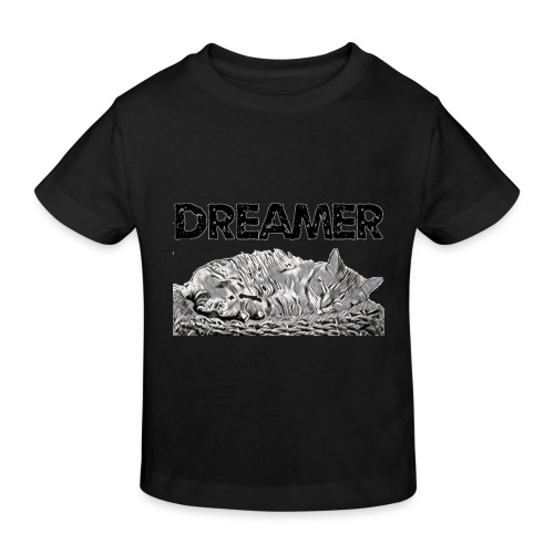 Dreamer - Maglietta ecologica per bambini