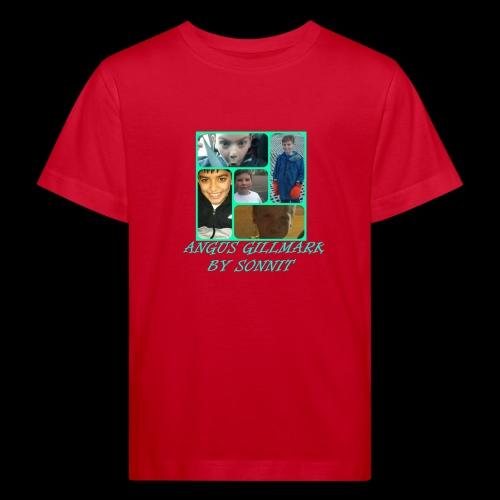Limited Edition Gillmark Family - Kids' Organic T-Shirt
