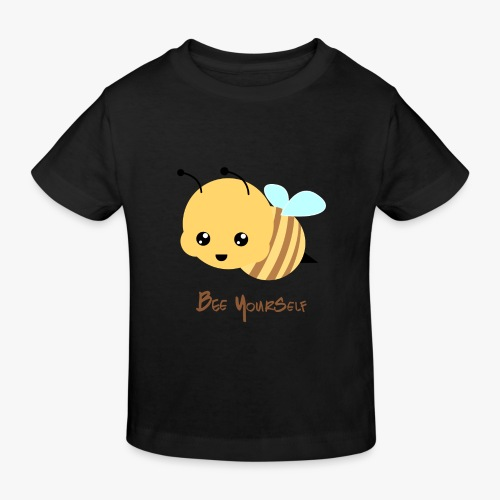 Bee Yourself - Organic børne shirt