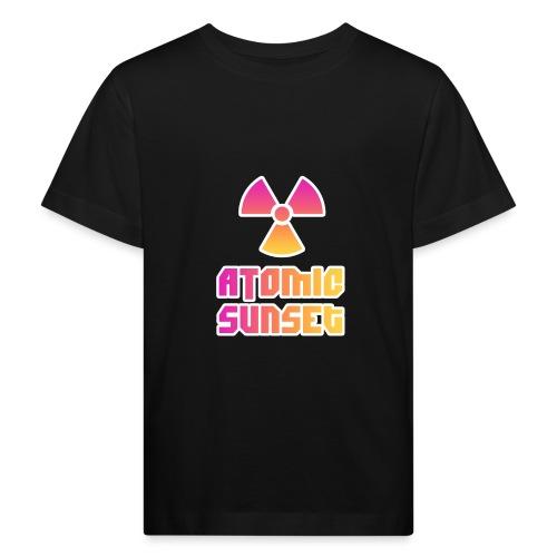 ATOMIC SUNSET - T-shirt bio Enfant