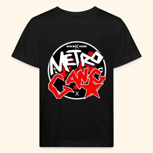 METRO GANG LIFESTYLE - Kids' Organic T-Shirt