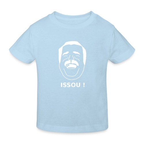 issou blanc - T-shirt bio Enfant