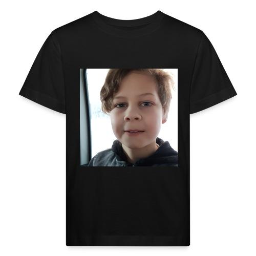 Mestarin vivahdus! - Lasten luonnonmukainen t-paita