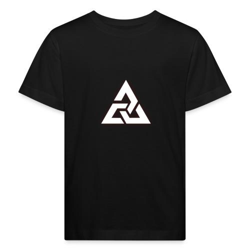 Großes Logo [JxsyFX] - Kinder Bio-T-Shirt