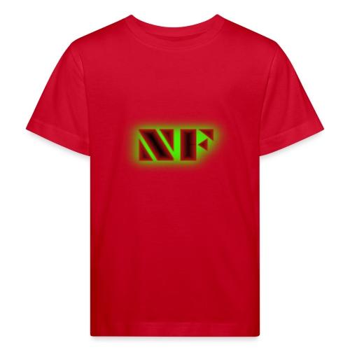 My Logo - Økologisk T-skjorte for barn