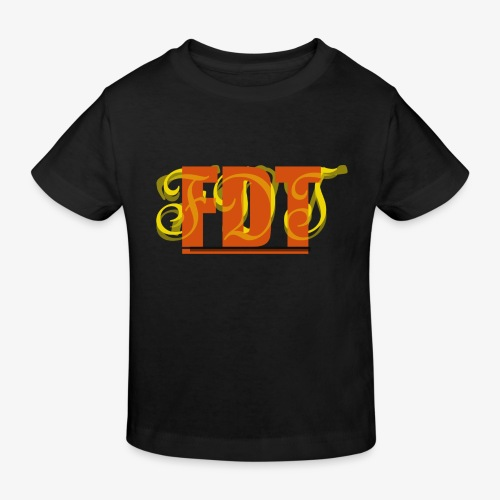 FDT - Kids' Organic T-Shirt