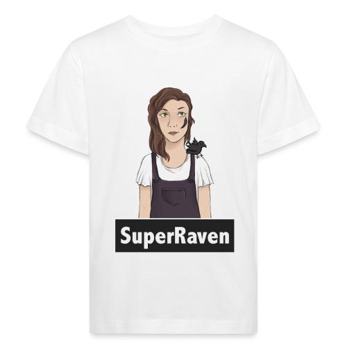 SuperRaven - Kids' Organic T-Shirt