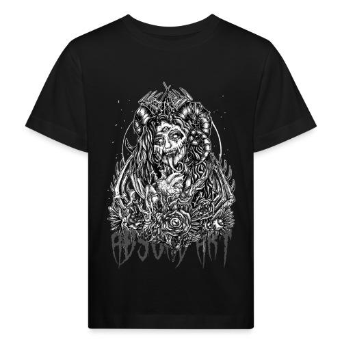 Murderous Beauty, Black'n White, Absurd Art - Kinder Bio-T-Shirt
