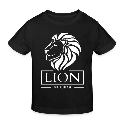 Lion of Judah - Rastafari - Kinder Bio-T-Shirt