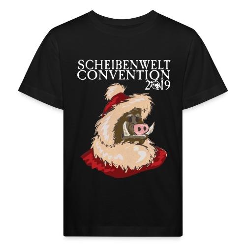Scheibenwelt Convention 2019 - Schneevater - Kinder Bio-T-Shirt