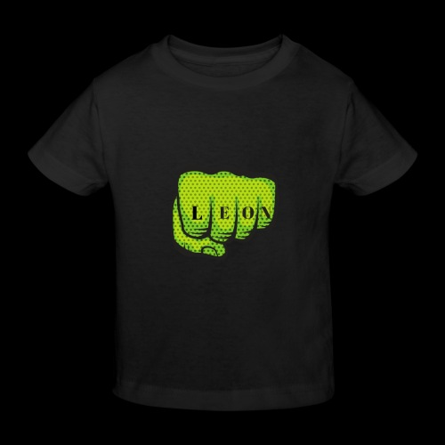 Leon Fist Merchandise - Kids' Organic T-Shirt