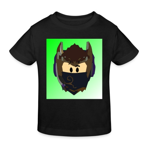 AN1MAYTRZ logo - Kids' Organic T-Shirt