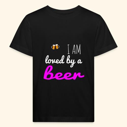Birra Beer - Maglietta ecologica per bambini