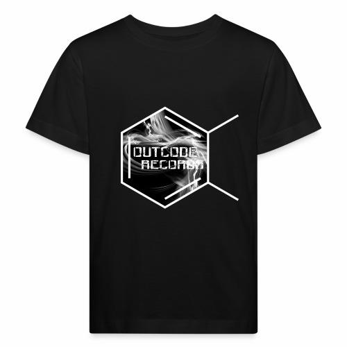 Outcode Records - Camiseta ecológica niño