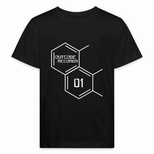 Outcode 01 - Camiseta ecológica niño