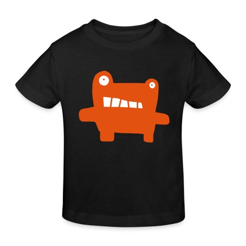 monster - Kinder Bio-T-Shirt