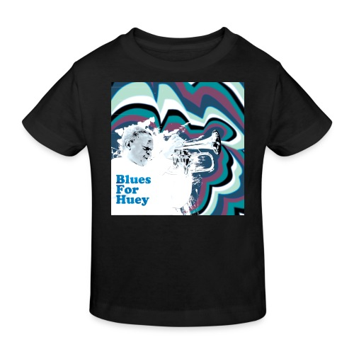 Hugh Masekela Blues For Huey - Kids' Organic T-Shirt