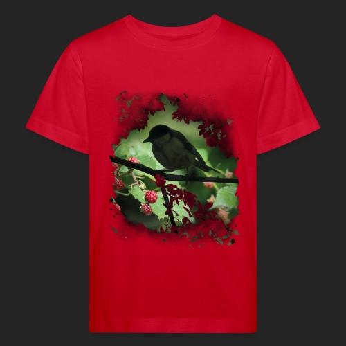 Petit oiseau dans la forêt - T-shirt bio Enfant