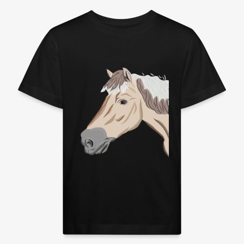 Fjord Pony - Kinder Bio-T-Shirt