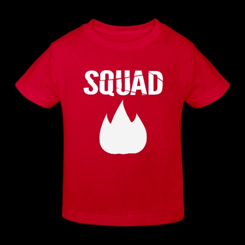 squad 2 - Kinderen Bio-T-shirt
