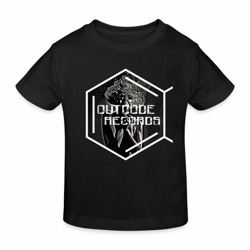 Outcode Records Art - Camiseta ecológica niño