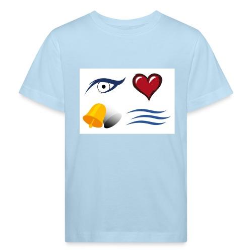 I LOVE GLOCKEN BACH jpg - Kinder Bio-T-Shirt