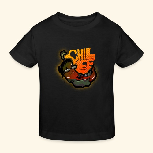 CHILL LEE - Kids' Organic T-Shirt