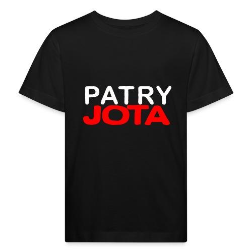 Patryjota - Ekologiczna koszulka dziecięca