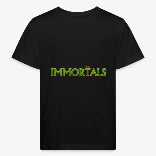 Immortals - Kids' Organic T-Shirt