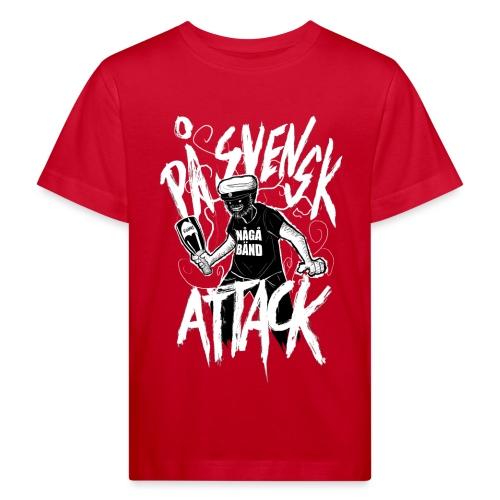På Svenska Tack - Kids' Organic T-Shirt