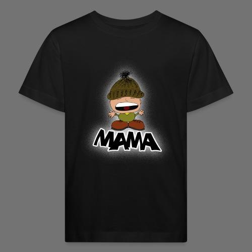 Äiti - Lasten luonnonmukainen t-paita
