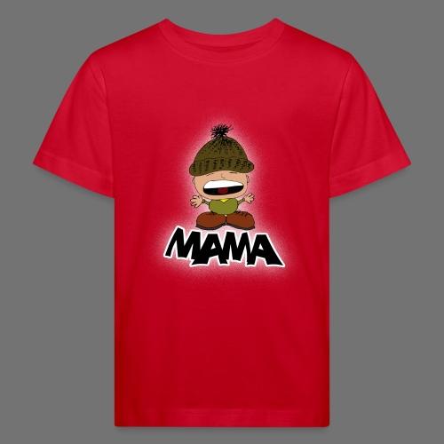 Mommy - Ekologiczna koszulka dziecięca