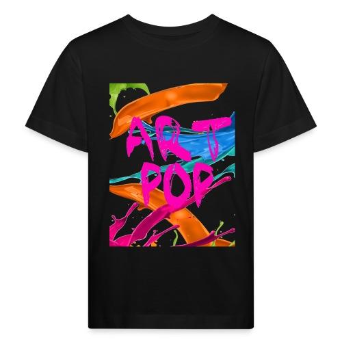 ART POP Carcasa móvil - Camiseta ecológica niño