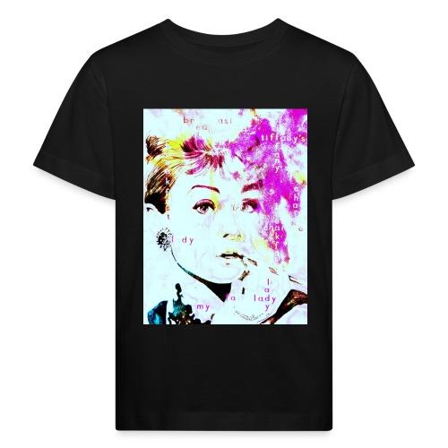 Audrey - Kinder Bio-T-Shirt