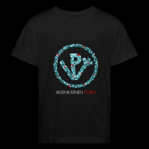 VP Mosaiikki - Lasten luonnonmukainen t-paita