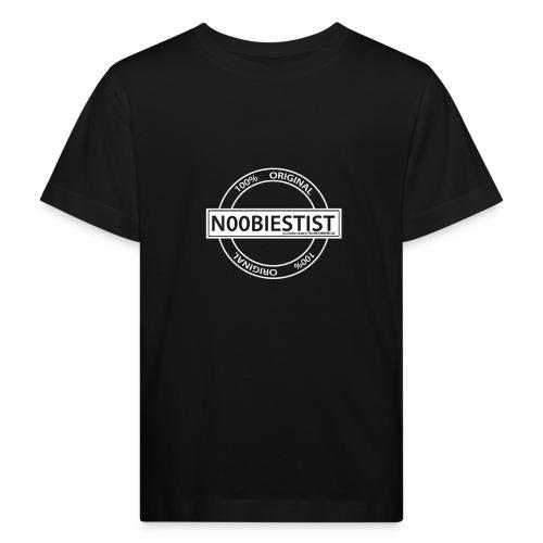 NOOBIEST - Kids' Organic T-Shirt