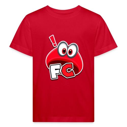 Flying Cappys Logo! - Kinder Bio-T-Shirt