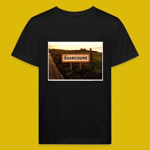Lieux insolites - T-shirt bio Enfant