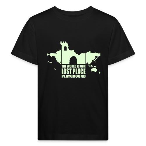 Lost Place - 2colors - 2011 - Kinder Bio-T-Shirt